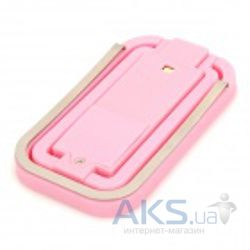 Фонарик LED Book Light Clip-on Pink