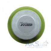 Вид 2 - Колонки акустические Yoobao Bluetooth Mini-Speaker YBL201 Green [YBL201-GR]