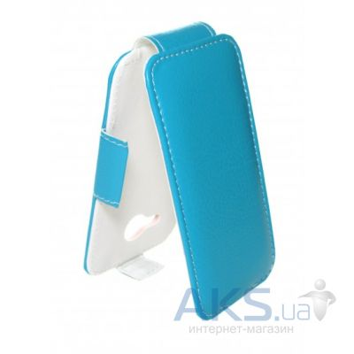Чехол Sirius Flip case for Sony Xperia C3 D2502 Blue