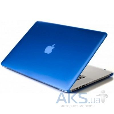"Чехол iPearl Crystal Case for MacBook Pro 13"" Blue (IP11-MBP-08202D)"