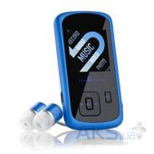 Mp3-плеер EnergySistem MP4 Energy Player Slim3 4GB Electric Blue