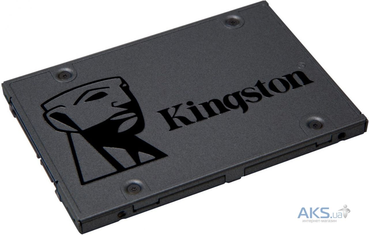 Накопичувач SSD Kingston A400 240 GB (SA400S37/240G) - фото 3
