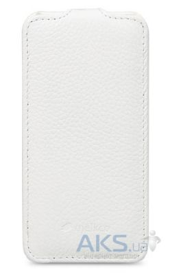 Чехол Melkco Leather Case Jacka for Sony Xperia J ST26i White (SEXPEJLCJT1WELC)