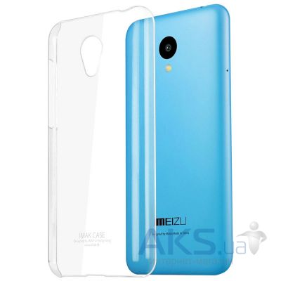 Чехол IMAK Crystal Series для Meizu M2 Mini Transparent