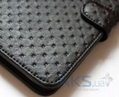 Вид 5 - Обложка (чехол) Saxon Case для Nook Simple Touch Pearl Black