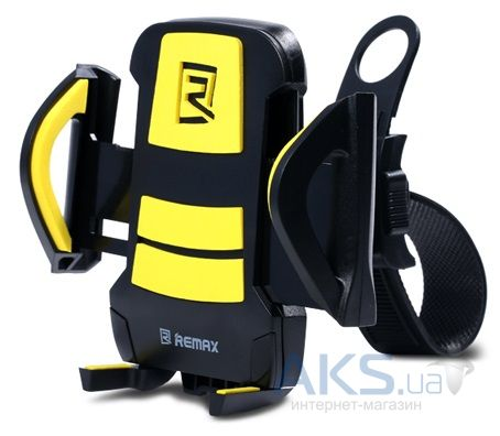 Держатель Remax RM-C08 Black/Yellow