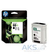 Картридж HP DJ No. 88 XL для Officejet Pro K550/K5400, L7480/7580/7680(C9396AE) Black