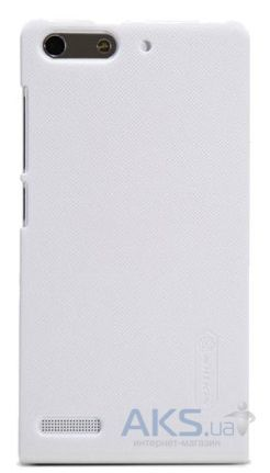 Чехол Nillkin Super Frosted Shield Huawei Ascend G6-U10 White