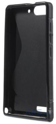 Чехол Original Silicon Case для Huawei Y530 Black