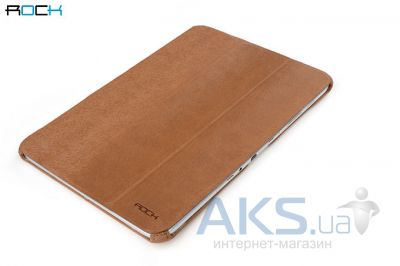 "Чехол для планшета Rock Texture case for Samsung Galaxy Note 10.1"" 2014 Coffee"