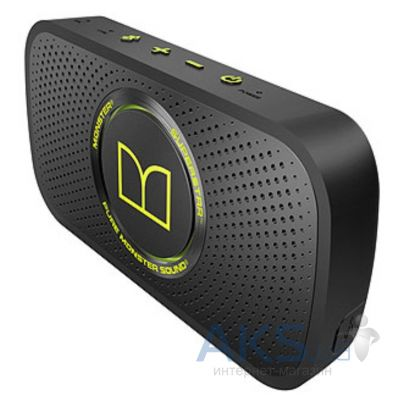 Колонки акустические Monster Superstar™ High Definition Bluetooth Speaker Neon Green