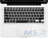 "Kuzy Silicone Keyboard Cover for 13"" 15"" 17"" (RU) Black"