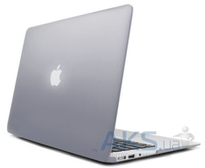 Чехол JCPAL MacBook Pro 15 Retina Matte Gray (JCP2080)
