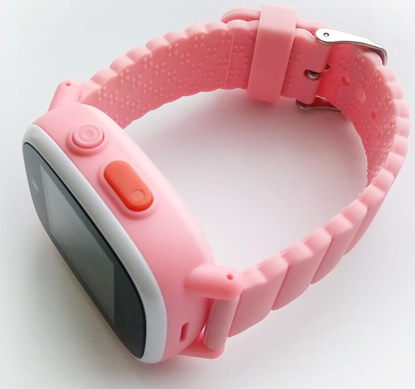 ... Дитячий розумний годинник (з GPS) ELARI FixiTime 3 Pink (ELFIT3PNK) ... a81a912538c19