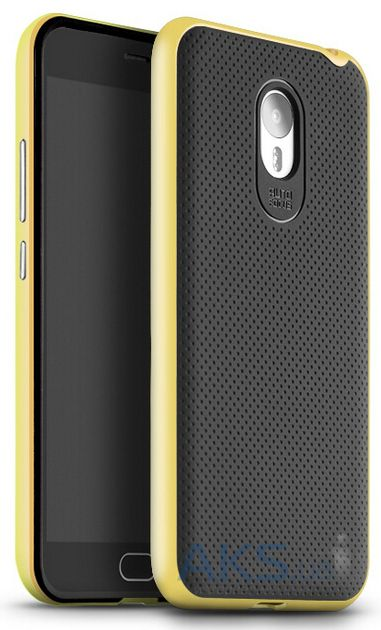 Чехол iPaky Hybrid Series Meizu M2 Note Yellow