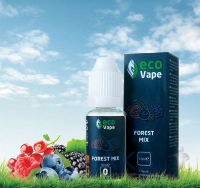 ECO Van Vape 0мг,10 мл. Forest Mix