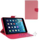 Чехол для планшета Mercury Fancy Diary Series iPad Mini, iPad Mini 2, iPad Mini 3 Rose / Pink