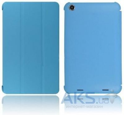 Чехол для планшета Lenovo Classic Slim Stand Leather Case for A3000 Blue