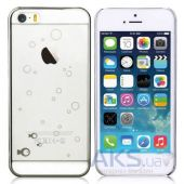 Чехол Devia Glimmer Fish Apple iPhone 5, iPhone 5S, iPhone SE Silver