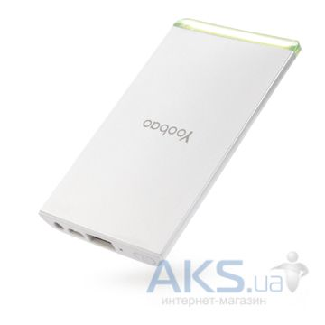 Внешний аккумулятор Yoobao Polymer Power Bank 3500Mah Silver(YB681_SV)