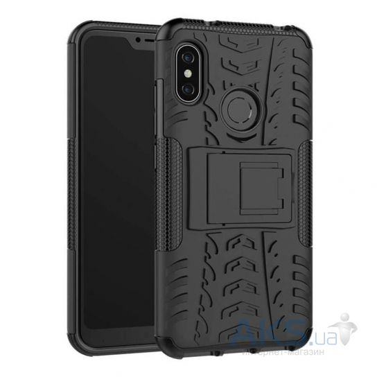 Чехол BeCover Shockproof Xiaomi Redmi Note 7, Redmi Note 7 Pro Black (703457)