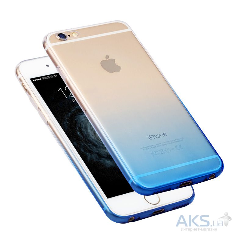 Чехол Hoco Black Gradient Series Apple iPhone 6 Plus, iPhone 6S Plus Blue