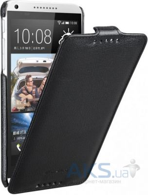 Чехол Melkco Jacka Leather Case for HTC Desire 816 Black (O2D816LCJT1BKPULC)