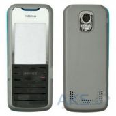 Корпус Nokia 7210 Supernova Grey