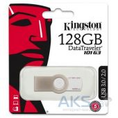 Вид 4 - Флешка Kingston DT101 G3 128GB USB 3.0