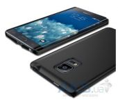 Вид 2 - Чехол Ringke Slim для Samsung  N915 Galaxy Note Edge SF Black