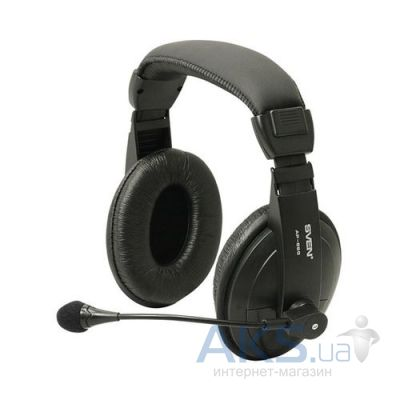 Гарнитура для компьютера Sven AP-860MV Black