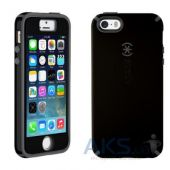 Чехол Speck CandyShell + FacePlate Apple iPhone 5, iPhone 5S, iPhone SE Black/Slate Grey (SPK-A2487)