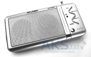 Радиоприемник Atlanfa AT - 8956 (FM/ USB / SD ) Silver