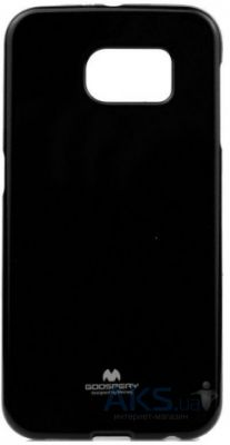 Чехол Mercury Jelly Color Series Samsung Galaxy S6 G920F Black