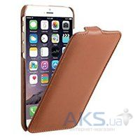 Чехол Decoded Leather Flip Case for iPhone 6/6S Brown (D4IPO6FC1BN)