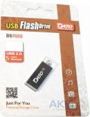 Флешка Dato 8GB DS7002 USB 2.0 (DT_DS7002BL/8GB) black