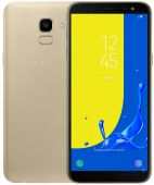 Мобільний телефон Samsung Galaxy J6 2018 32GB (SM-J600FZD) Gold