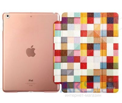 Чехол для планшета Mooke Painted Case Apple iPad Air Plaid