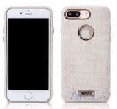Чехол Remax Maso Case Apple iPhone 7 Plus, iPhone 8 Plus White