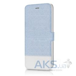 Чехол ITSkins Angel for iPhone 6 White / Blue (APH6-ANGEL-WHBL)