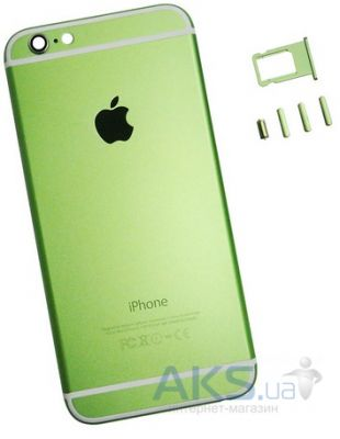 Корпус Apple iPhone 6 Exclusive Green