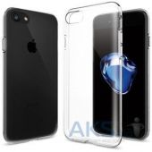 Чехол SGP Case Liquid Crystal Apple iPhone 7, iPhone 8 Transparent (SGP-042CS20435)