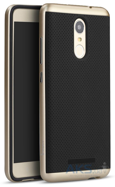 Чехол iPaky Hybrid Series Xiaomi Redmi Note 2 Gold
