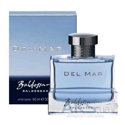 Hugo Boss Baldessarini Del Mar Туалетная вода 90 ml