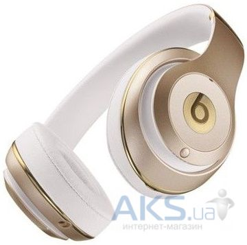 Наушники (гарнитура) Beats Studio 2 Wireless Gold (MHDM2ZM/A)