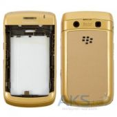 Корпус Blackberry 9700 Gold