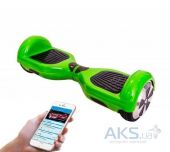 "Гироборд UFT EasyBoard 6.5"" Bluetooth Speaker Green"