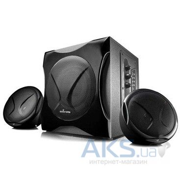 Колонки акустические EnergySistem Energy LoudSpeakers 2.1 MP3 Sound System 400(RMS:40W, USB, SD) Black