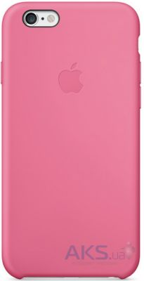 Чехол Apple High Copy Leather Case iPhone 6, iPhone 6S Pink