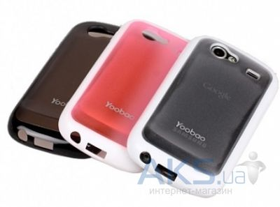 Чехол Yoobao 2 in 1 Protect case for Samsung i9020 Nexus S White (PCSAMI9020-WT)